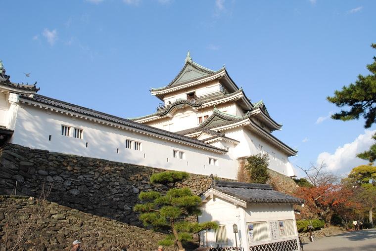 wakayamacastle