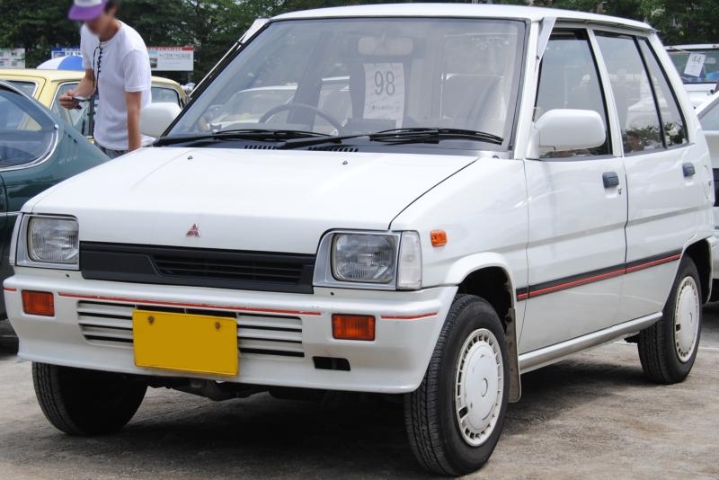 Mitsubishi-MinicaExceed