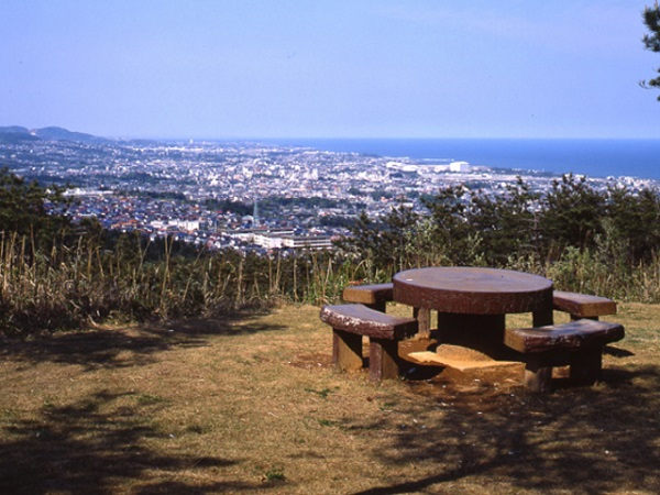 風神山自然公園