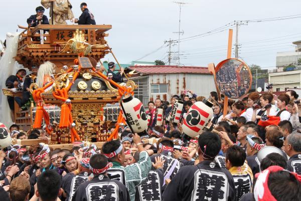 鉾田の夏祭り