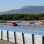 《ふぁっっっ!!??》爆走自転車 vs フェラーリ430scuderia