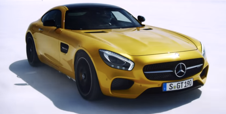 手に汗握らないスポーツカー。Mercedes-AMG GT Sの魅力は【走りの安定感】にあり