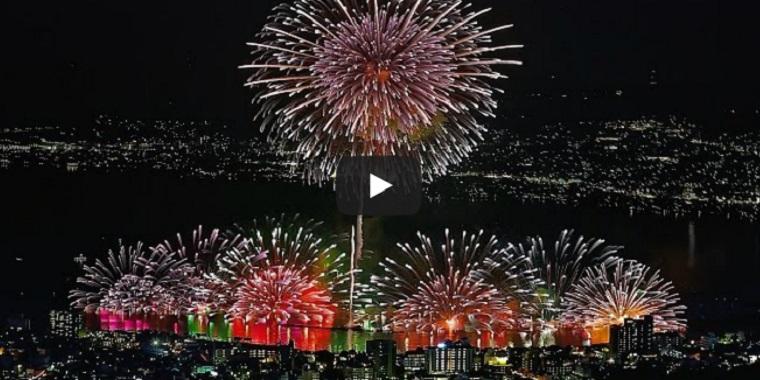 2015年版!】日本全国の花火 ...