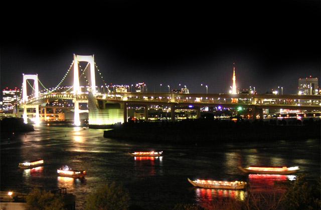 東京の夜にドライブデートするなら行くべきスポット3選