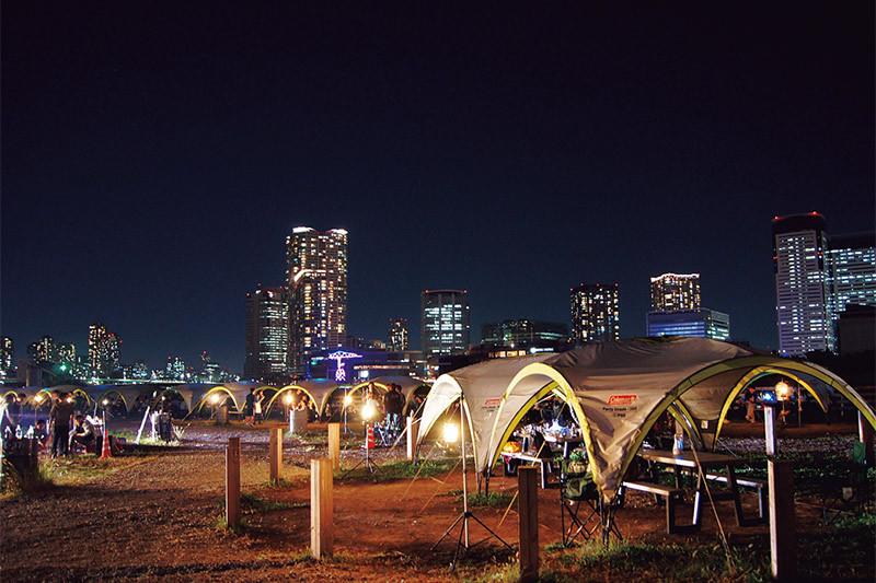東京でキャンプするなら一度は行きたい場所3選