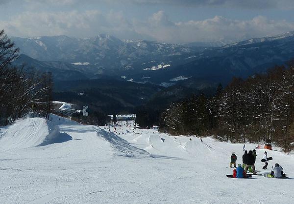 岐阜県の名物スキー場3選