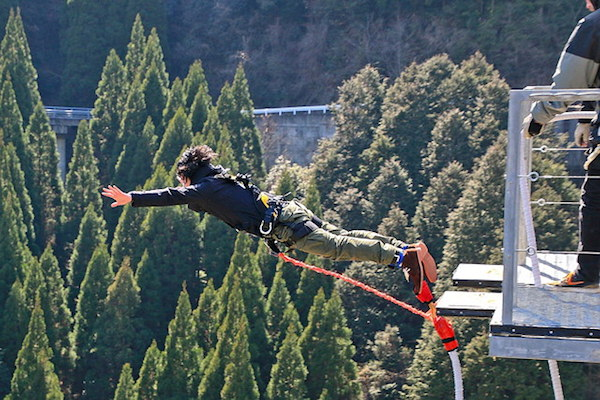 九州で唯一バンジージャンプができる!五木村バンジージャパンの魅力とは