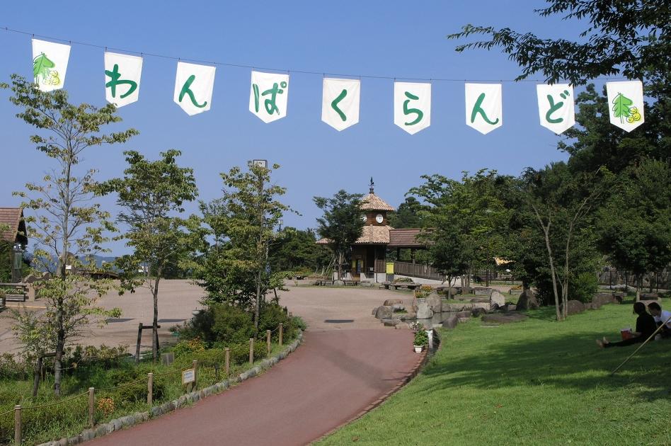 小田原市   わんぱくらんど