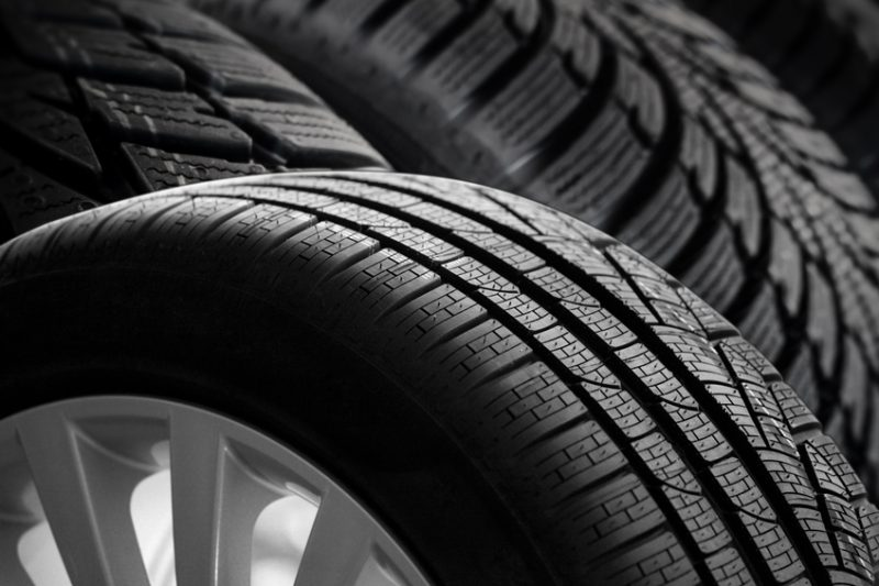 car tire profil