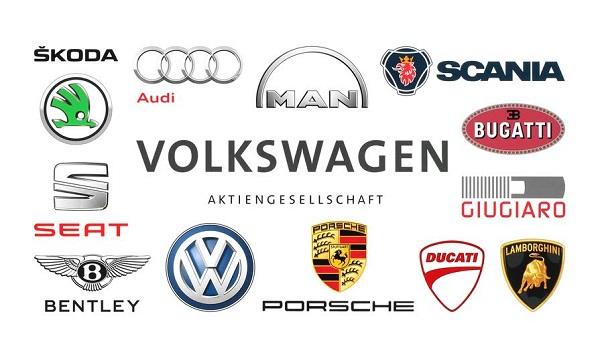 自動車の販売台数は世界一! VWグループの錚々たるメンツたち