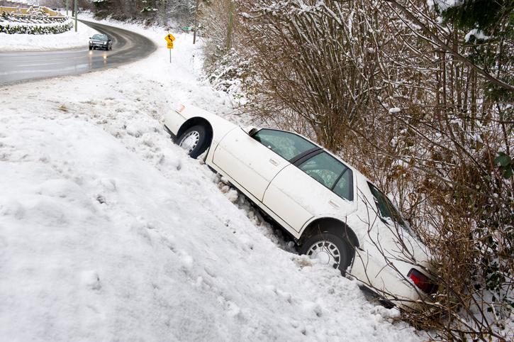 動画 自動車事故