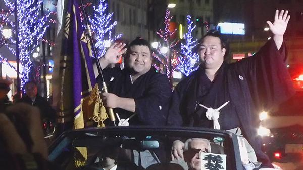 稀勢の里横綱昇進記念! 日本で走っていた珍しいオープンカーを大特集!