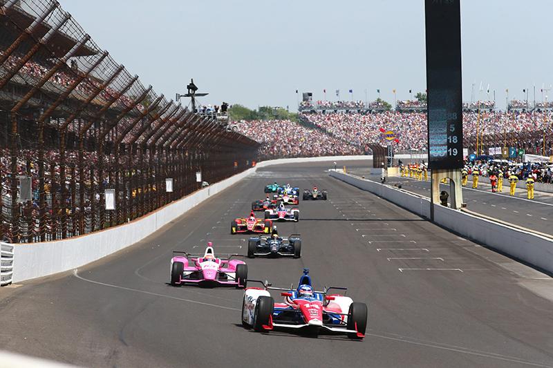 世界三大レース特集:すべては最速の称号のために。インディ500【3か月連続連載企画】