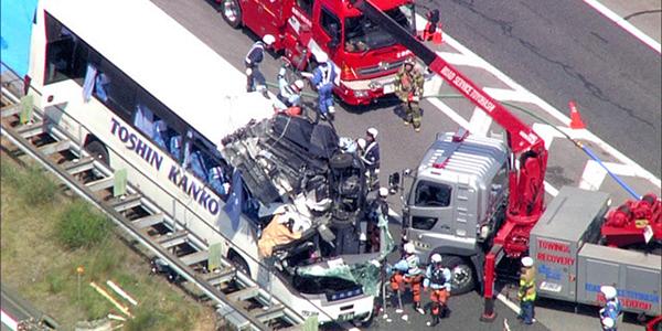 【東名バス事故】発生から1週間で分かった事故原因と東神観光バスの危機管理能力について考えてみる