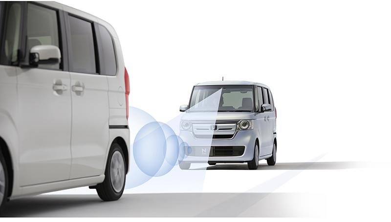 新型N-BOXにも標準装備!「Honda SENSING」の8つの機能を解説