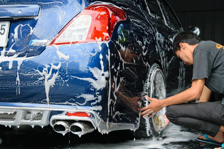 めんどくさがりでも大丈夫!究極のずぼら洗車術 保存版