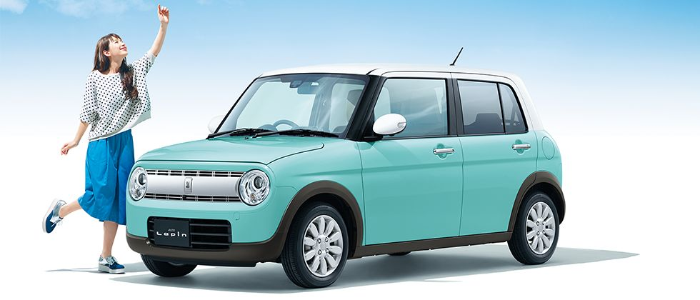 http://www.suzuki.co.jp/car/lapin/styling/