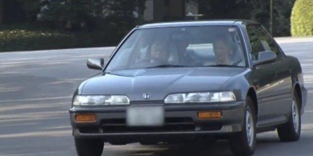 天皇陛下の愛車、ホンダ・インテグラってどんな車!?