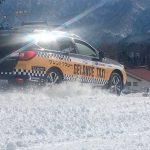 スバルのクルマが雪道を激走!?ゲレンデタクシー2018が今年も開催