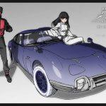 トヨタ・2000GTとレクサス・LFAがバトル!山本美月主演の単発ドラマ『真夜中のスーパーカー』