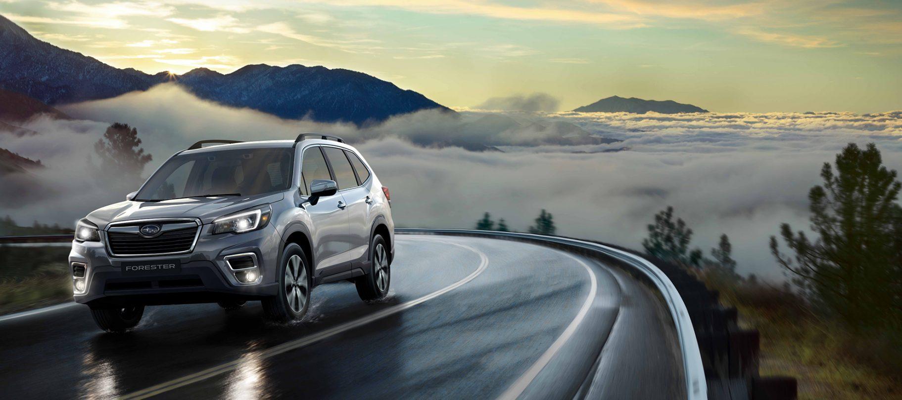 新型スバル・フォレスター公開目前!熟成が進んだ現行モデルの4WD走行性能・燃費をCX-5・エクストレイルなどと徹底比較!
