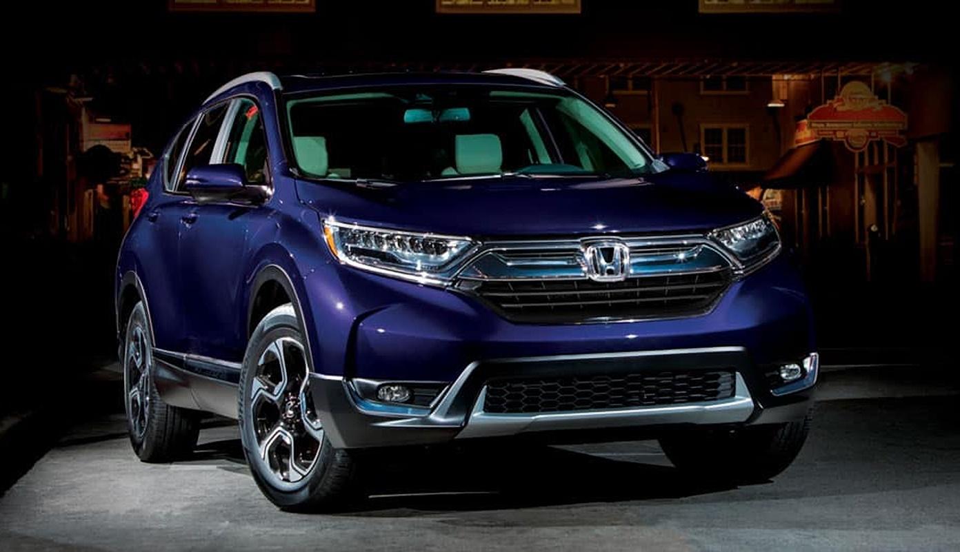 Generation Ab 2018 1//18 Paudi Modell Auto mit oder ohne Honda CR-V SUV Weiss 5