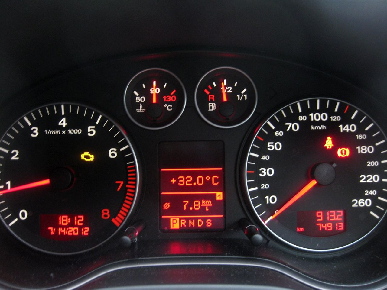 【車のトラブル対処方法】メーターパネルの警告灯・表示灯の意味を種類ごとに紹介!すぐに点検した方がよいマークはどれ?