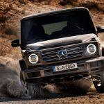 約40年ぶりにフルモデルチェンジするメルセデスベンツ・Gクラス(ゲレンデヴァーゲン)欧州で販売スタート!新型のサイズや燃費などのスペックはどう変わる?