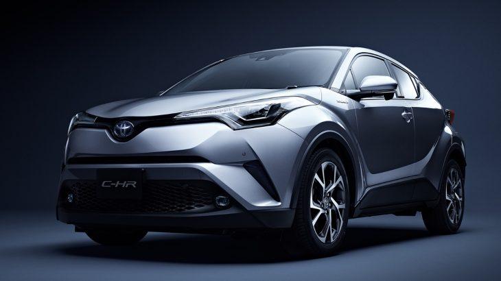 人気のコンパクトSUV、トヨタ・C-HRがマイナーチェンジでFFのターボモデル追加!LEDヘッドランプや流れるウィンカーが標準装備に!