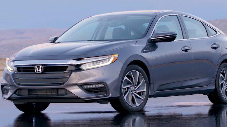 ホンダの元祖ハイブリッドカー、新型インサイトがアメリカでラインオフ!シビックとアコードの間に位置するミドルクラスセダン、気になる燃費性能は?