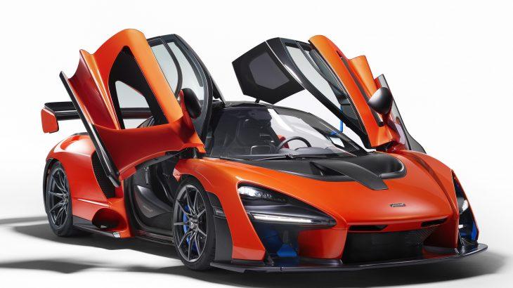 F1レーサーの名前を冠したスーパーカー、マクラーレン・セナ日本公開!V8ツインターボエンジンのスペックとその価格は?