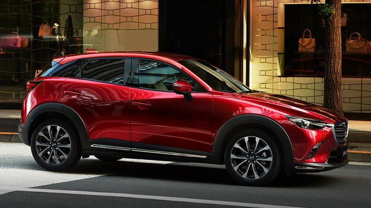 マツダのコンパクトSUV、CX-3がマイナーチェンジ!新型はディーゼルエンジンの排気量アップ!ライバル車と装備、燃費、価格を徹底比較!