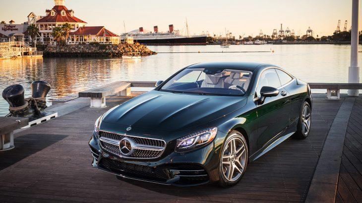 いつかは所有してみたいメルセデスベンツ・Sクラスクーペ/カブリオレがマイナーチェンジ!新型エンジン搭載、AMGモデルはパナメリカーナグリル採用!