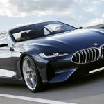 BMW・8シリーズが19年ぶりに復活!M8の前にまずM850i Xドライブが登場、V8ツインターボで530馬力!