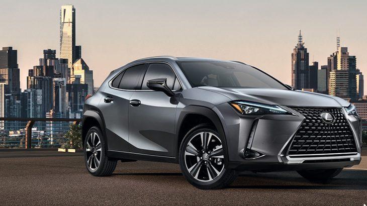 レクサスの新型クロスオーバーSUV、UXは今冬発売!ハイブリッドとガソリンモデルの二本立て、ベースとなるトヨタ・C-HRとエンジン・サイズなどの違いを徹底比較!