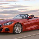 新型BMW・Z4がいよいよ公開、ニュルではM2を上回る速さ!ロードスターのファーストエディションは来春発売!