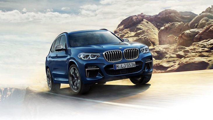 新型BMW・X3(G01)に直6ディーゼルのM40dが追加!国内初のディーゼルMパフォーマンスモデルは911ターボ超えの圧倒的トルク!