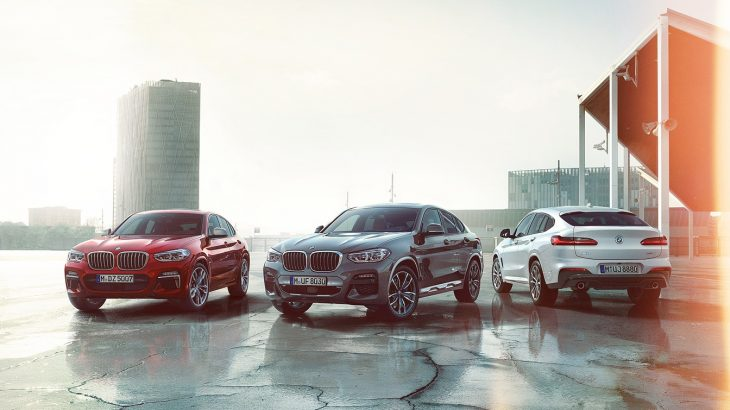 新型BMW・X4が国内販売スタート!フルモデルチェンジでボディ大型化、M40iもラインナップ!