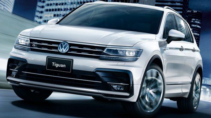 フォルクスワーゲン・ティグアンに新型4WDディーゼルモデル登場!ハイライン・Rラインの装備の違い、ライバルのコンパクトSUVと燃費・価格を徹底比較!