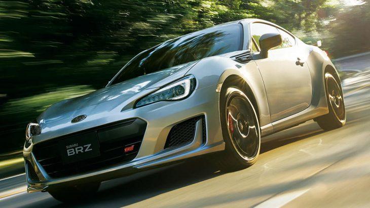 スバル・BRZが年次改良で足回りをチューニング!新型(G型)はボディに空力性能向上パーツも採用!
