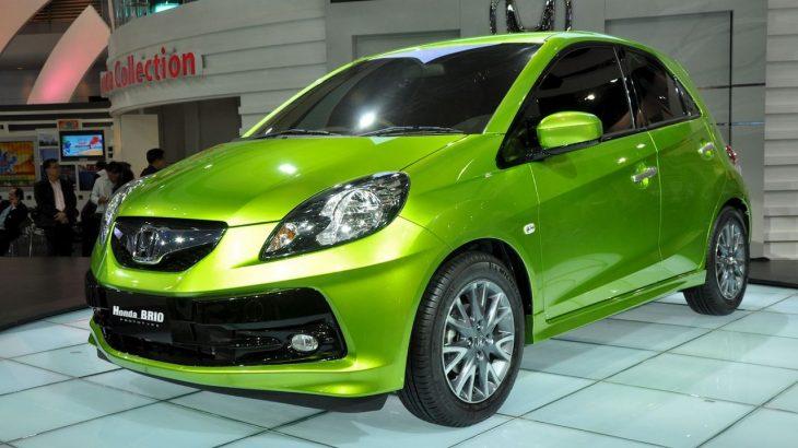 シティの後継モデルとも言うべきホンダ・ブリオとは?アジア市場で販売されるホンダのコンパクトカー事情!