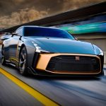 日産・GT-R 50 byイタルデザイン、1億円以上の限定生産モデルを銀座のショールームで展示中!日本国内での発売予定は?