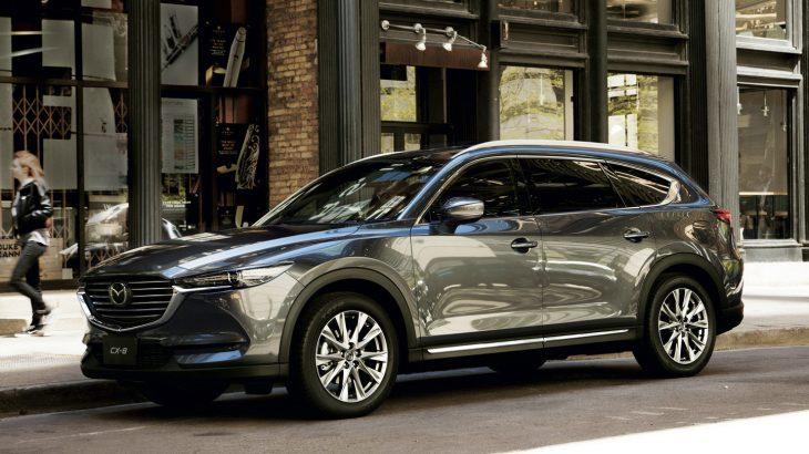 マツダ・CX-8にガソリンモデル追加!新型2.5リッターエンジンは2WDが2.5リッターNA、4WDはターボ付きで気になる燃費・価格は?