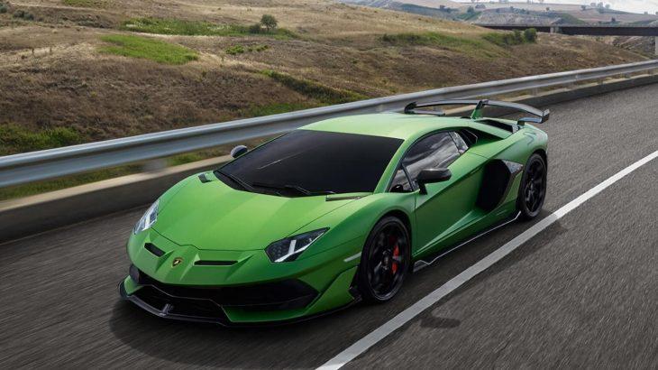 公道最速のランボルギーニ・アヴェンタドールSVJ登場、パワーは770馬力で価格は5000万円超!アヴェンタドール進化の歴史を振り返る!