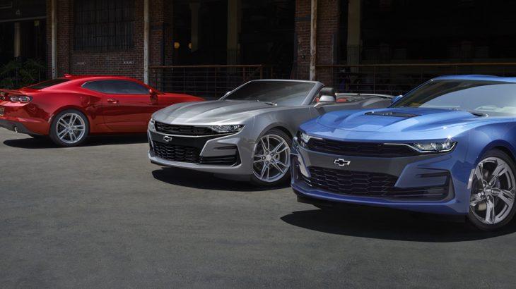 シボレー・カマロSS、LT RSの新型2019年モデルが日本でも発売!本国に設定されるZL1や歴代ハイパワーモデルの変遷を振り返る!
