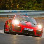 ポルシェ・911GT2 RS MRがニュルブルクリンク市販車最速タイムを更新!ニュルのレコード歴代トップ10は?