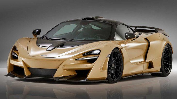 ノヴィテックがマクラーレンベースのコンプリートカー、720S N-Largoを発表!最大806馬力までパワーアップ、世界限定15台のみ販売!