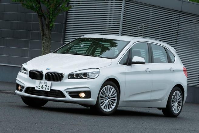 BMW・218dアクティブツアラー