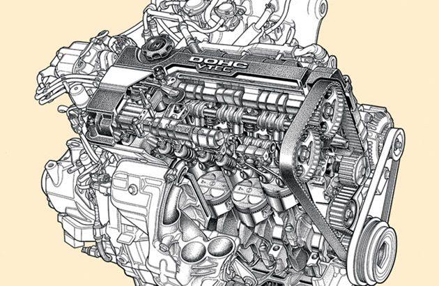 ホンダ VTECエンジンの強さと歴史に迫る!