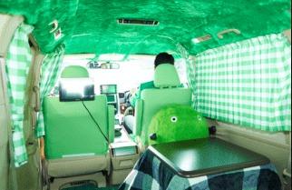 スーモが無料タクシー開始!車内は、あったかモフモフでコタツ仕様まで!